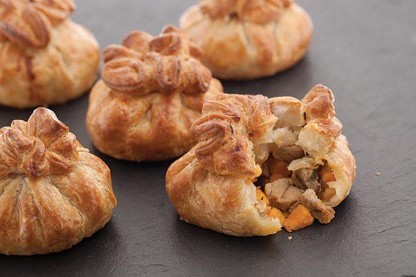 pastry parcel